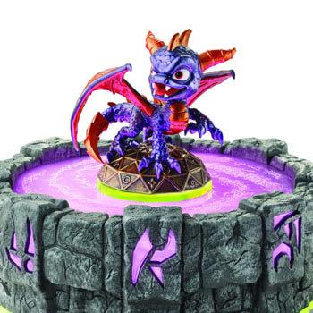 Spyro Skylanders Toy