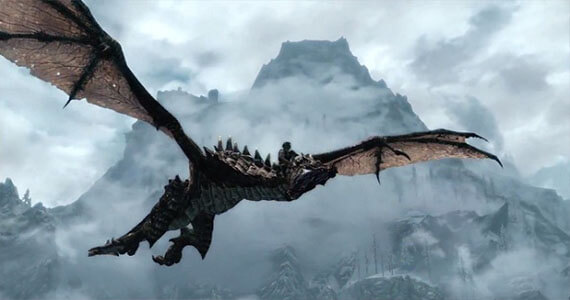 Skyrim DLC Dated for PS3