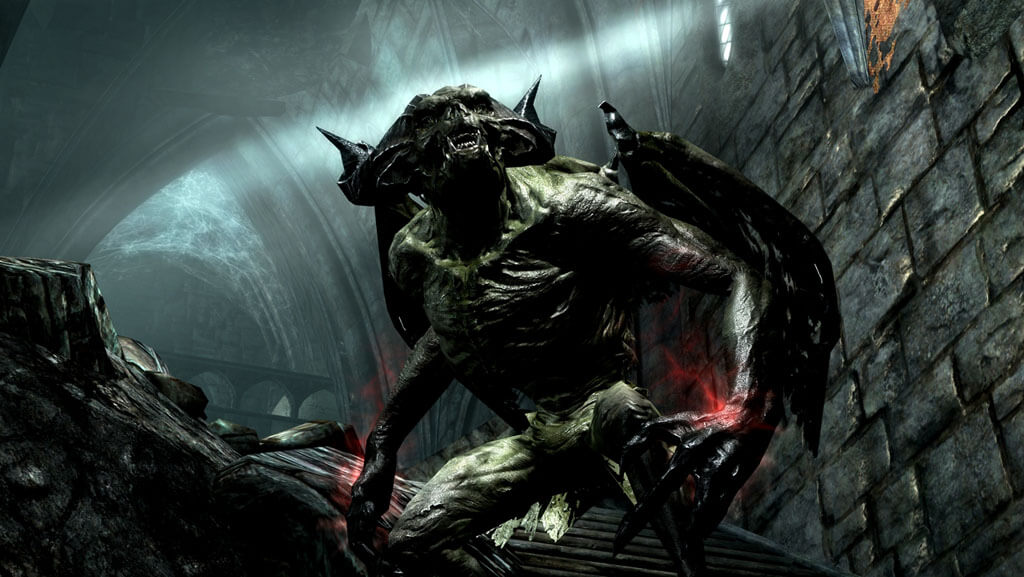 Skyrim's Dawnguard Expansion Gets Official Release Date & Screenshots
