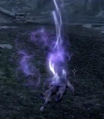 Skyrim Dawnguard Soul Tear Shout