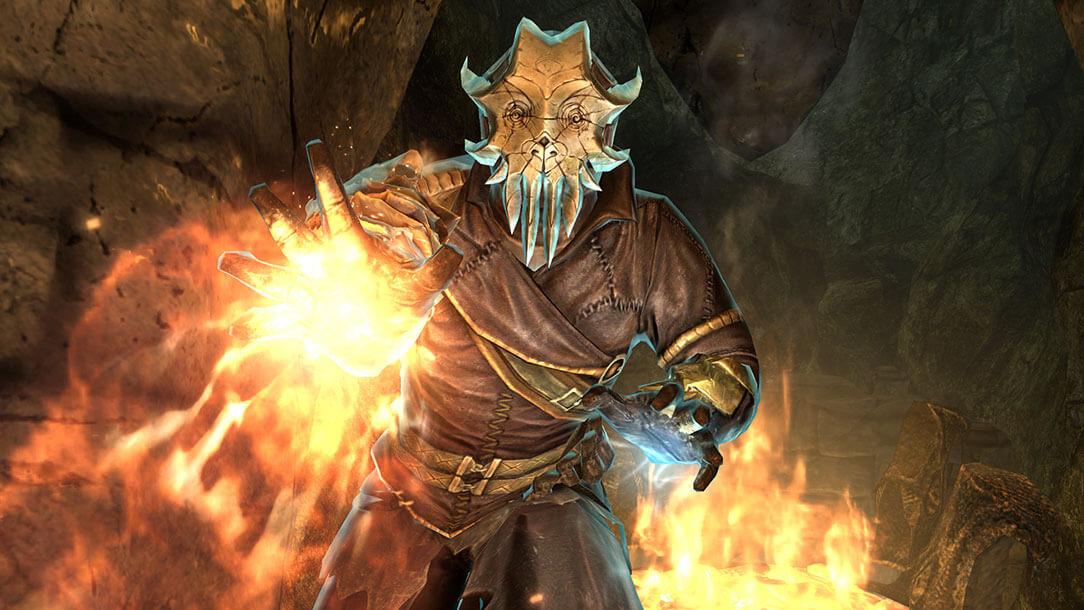 New 'Skyrim' Dragonborn Screens & Details Fly Into Morrowind