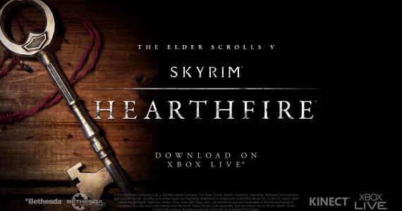 Skyrim Hearthfire DLC