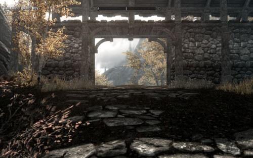 Skyrim Passage to Morrowind