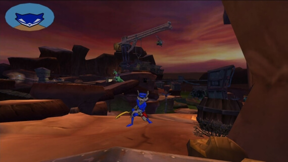 Sly collection HD screenshot 3