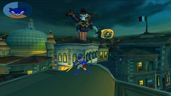 Sly collection HD screenshot 5