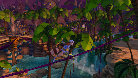 Sly Cooper: Thieves in Time Arabia
