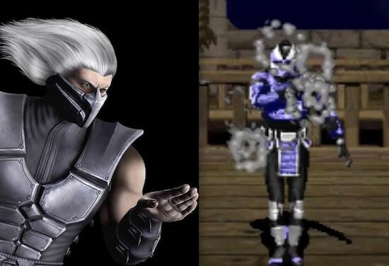 Smoke in Mortal Kombat