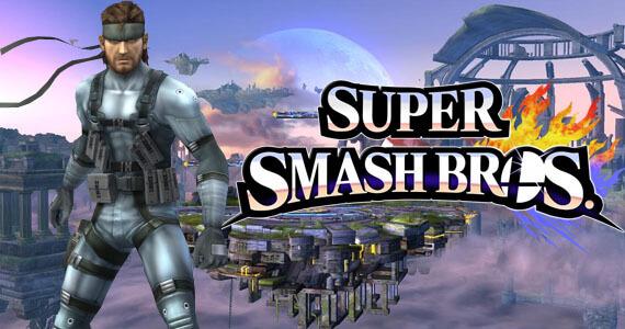 Snake Unlikely to Return in 'Super Smash Bros.'