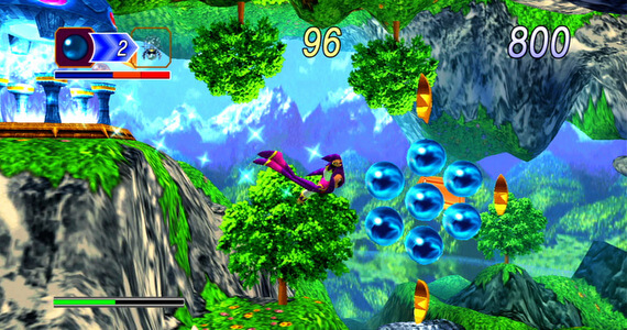 'Sonic Adventure 2' and 'NiGHTS Into Dreams' Dated for XBLA and PSN