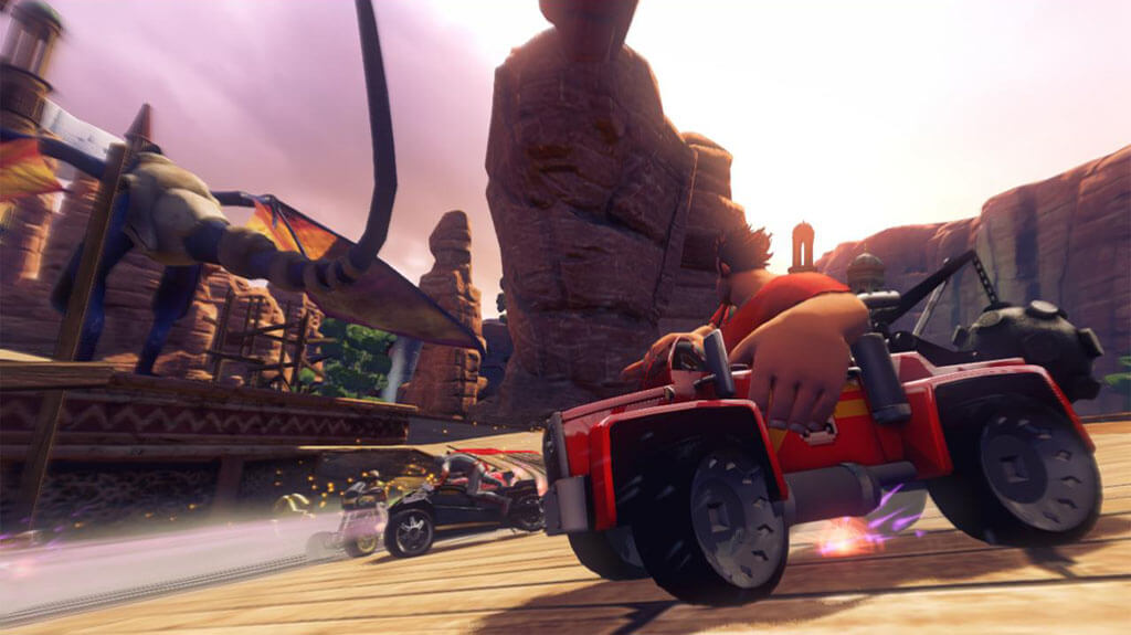 Wreck-It Ralph Set to Wreck the Competition in 'Sonic & All-Stars Racing Transformed'