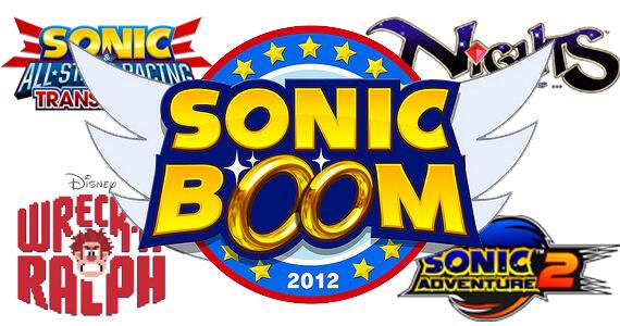 Sonic Boom Adventure 2 Sega
