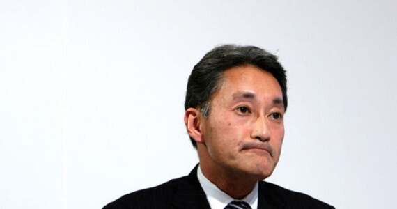 Sony Reports Massive Losses; May Announce 10,000-Employee Layoff