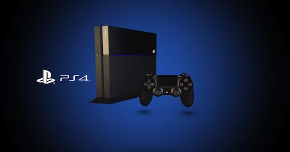 Sony PS4 Release Plans Gamescom