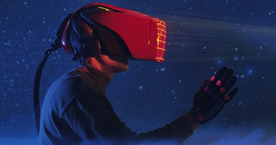 Sony Unveiling PS4 Virtual Reality Headset at GDC?