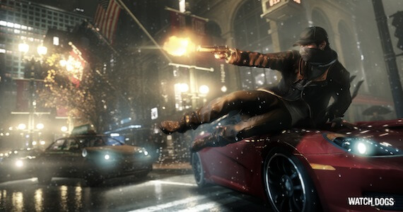 Sony Consulted With Ubisoft on PS4 Development; 'Watch_Dogs' Developed for Next-Gen