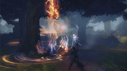 Sorcery Gameplay