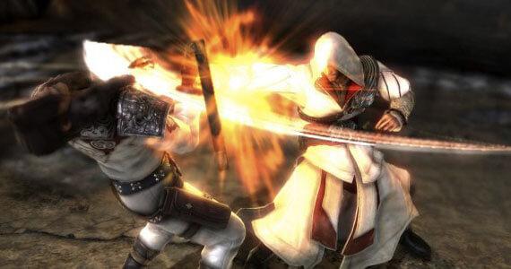 Soul Calibur 5 Assassin's Creed