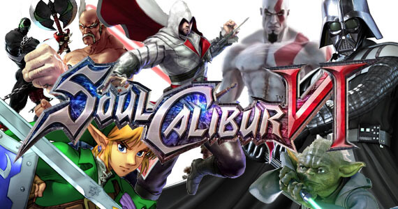 5 Guest Characters that Should Appear in 'Soul Calibur 6'