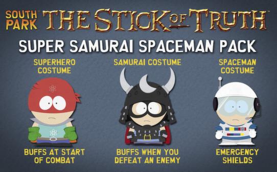 South Park DLC Super Samurai Spaceman
