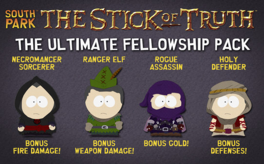 South Park DLC Ultimate Fellowship