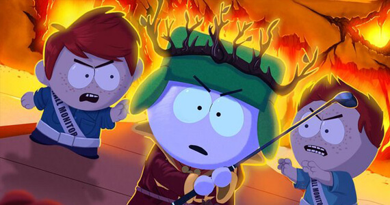 'South Park: The Stick of Truth' Gets First DLC