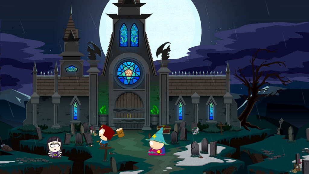 New 'South Park: The Stick of Truth' Screenshots Introduce The Kingdom