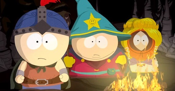 'South Park' Weighs in On Xbox One/PS4 Rivalry
