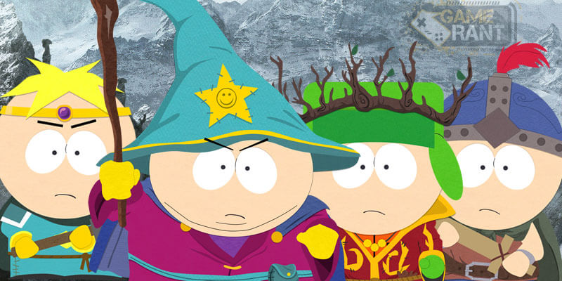 Official 'South Park: The Game' Character Art & Screenshots Look Perfect