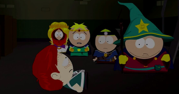 South Park: The Stick of Truth (Mr. Hankey & Ginger Kid)