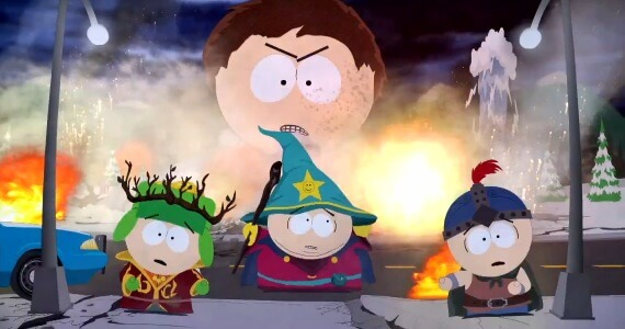'South Park: The Stick of Truth' Comic-Con Preview