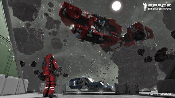 Space Engineers Ship Creation
