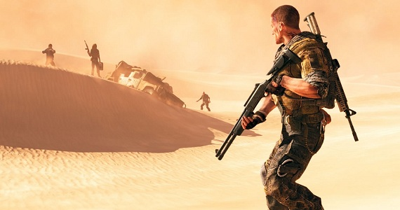 Lead Designer Thinks 'Spec Ops: The Line' Should Have Been Single-Player Only