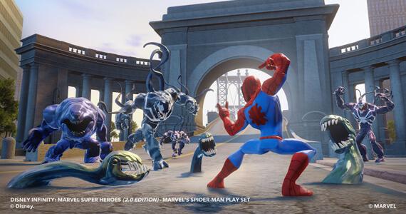 'Disney Infinity: Marvel Superheroes' Smartly Incorporates Fan Feedback