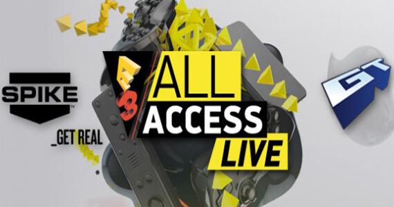 Spike TV Will Broadcast E3 2013 Live