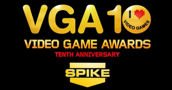2012 Spike Video Game Awards: Winners