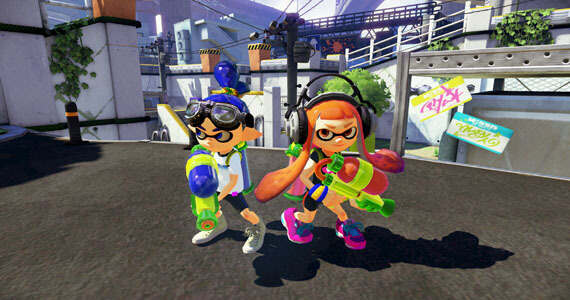 Nintendo 'Hasn't Decided' if 'Splatoon' Will Support Voice Chat