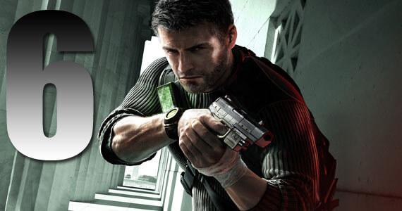 Rumor Patrol: Splinter Cell 6 Titled 'Blacklist,' Coming To E3 2012