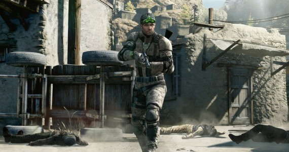 Amazon UK Lists 'Splinter Cell: Blacklist' Release For March 2013