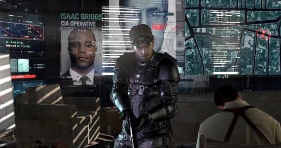 Splinter Cell: Blacklist (Multiple Choice)