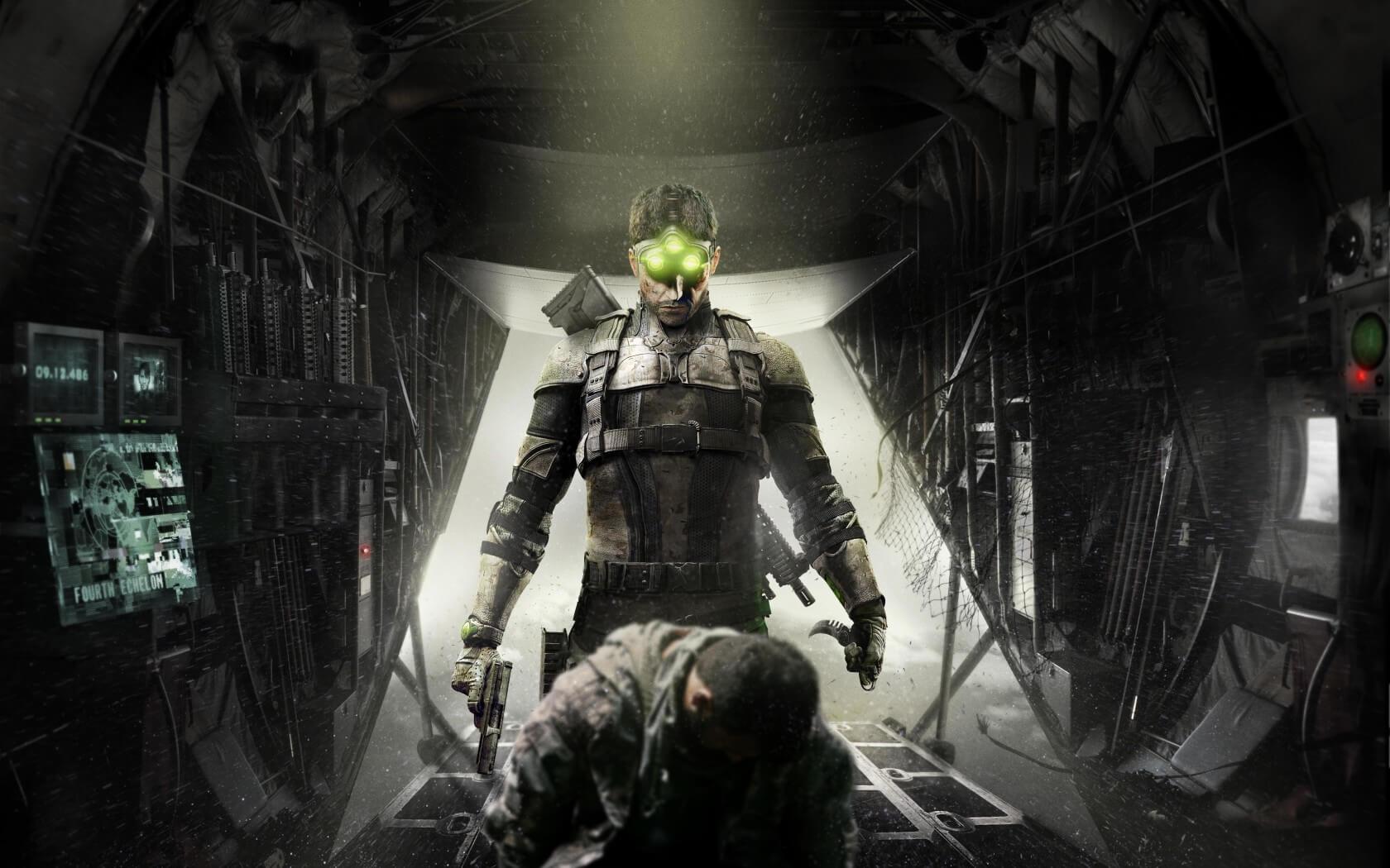 'Splinter Cell Blacklist' Hands-On Preview