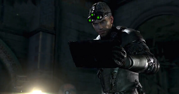 Splinter Cell Blacklist Threat Trailer