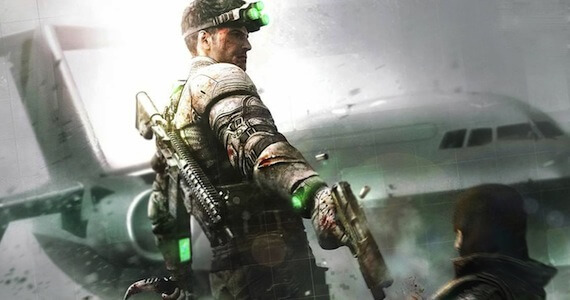 Splinter Cell: Blacklist Wii U