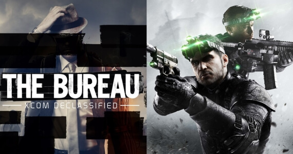 'The Bureau: XCOM Declassified' & 'Splinter Cell: Blacklist' Launch Trailers