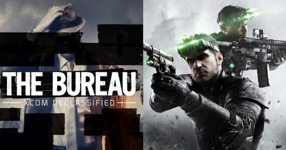 The Bureau & Splinter Cell Blacklist