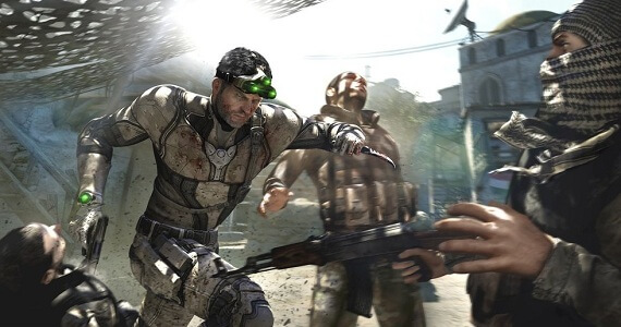 Ubisoft Reveals 'Splinter Cell Blacklist' Coming In 2013 [Updated With Trailer]
