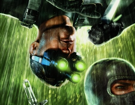 Splinter Cell Chaos Theory Best Stealth Games
