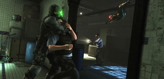 Splinter Cell: Conviction (Co-Op)