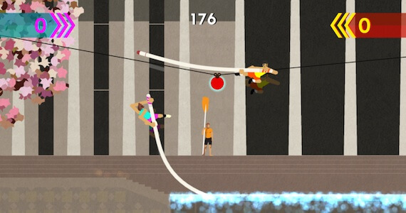 Sportsfriends Review - Super Pole Riders