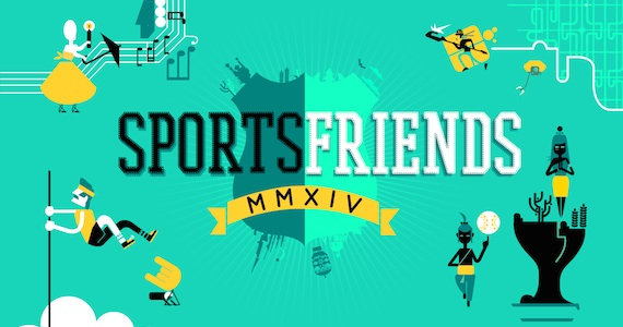 'Sportsfriends' Review