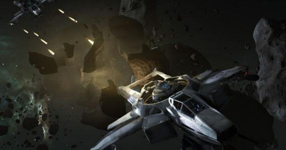 Star Citizen (Arena Commander 0.8)
